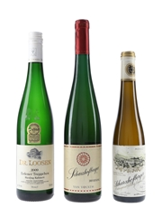 Mosel Riesling 2005, 2009 & 2010