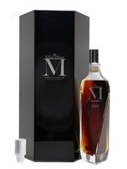 Macallan M Lalique Decanter