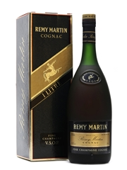 Rémy Martin VSOP Cognac Bottled 1980s 1 Litre