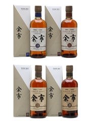Nikka Yoichi 10, 12, 15 & 20 Year Old