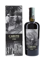 Caroni 1982 23 Year Old Light Trinidad Rum