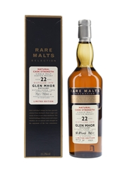 Glen Mhor 1979 22 Year Old Bottled 2001 - Rare Malts Selection 70cl / 61%