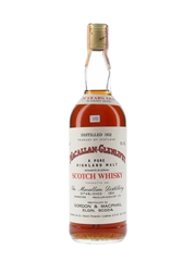 Macallan Glenlivet 1952 25 Year Old