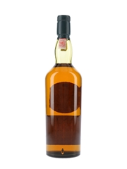 Lagavulin 16 Year Old Bottled 1980s-1990s - White Horse Distillers 75cl / 43%