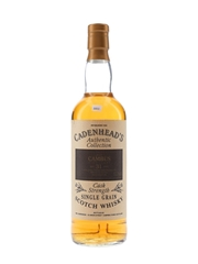 Cambus 1963 31 Year Old Cask Strength
