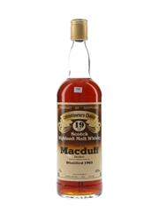 Macduff 1963