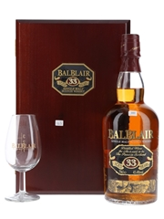 Balblair 33 Year Old Bottled 2000 - Miniature Not Included 70cl / 45.4%