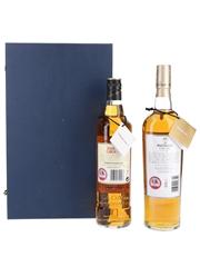 The Edrington Group Celebrating Success Famous Grouse & Macallan 2 x 70cl / 40%