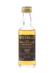 Macallan 1991 Speymalt