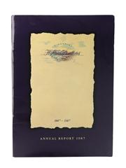 Highland Distilleries Annual Report 1987