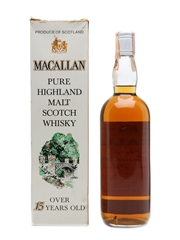 Macallan 1950 Rinaldi Over 15 Years Old 75cl