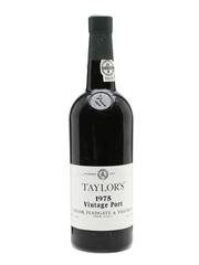 Taylor's 1975 Vintage Port
