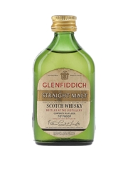 Glenfiddich Straight Malt