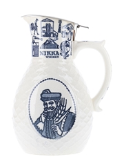 Nikka Ceramic Water Jug