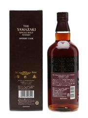 Yamazaki Sherry Cask 2013 Release 70cl 48%