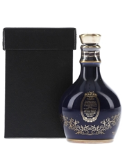 Glenfiddich 18 Year Old Ancient Reserve Blue Spode Decanter 5cl / 43%