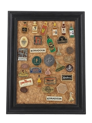 Assorted Whisky Badges