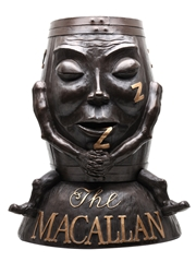 Macallan Bottle Display Unit