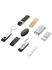 Assorted USB Flash Drives