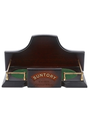 Suntory Bottle Display Stand