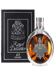 Dimple 12 Year Old Royal Decanter