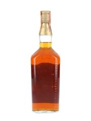 J W Dant 7 Year Old Bottled 1960s-1970 - Riunite Di Liquori 75cl / 43%
