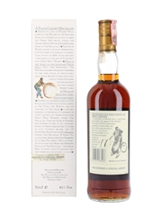 Macallan 1979 18 Year Old Bottled 1997 - Giovinetti 70cl / 43%