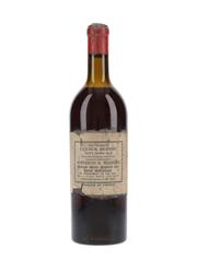 Justerini & Brooks 60 Year Old Liqueur Brandy