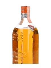 Old Bushmills 9 Year Old 3 Star Bottled 1960s - Quality Importers 75.7cl / 43%