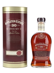 Appleton Estate 30 Year Old Jamaica Rum Bottled 2009 75cl / 45%