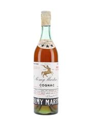 Remy Martin 3 Star Bottled 1940s 75cl / 40%