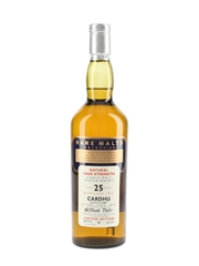 Cardhu 1973 25 Year Old Bottled 1998 - Rare Malts Selection 75cl / 60.5%