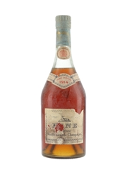 Hine 1914 Vieille Grande Champagne Cognac
