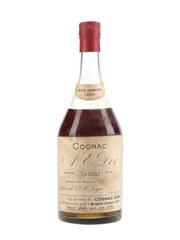 A E Dor 1900 Petite Champagne Cognac Bottled 1960s 70cl / 40%