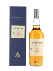 Auchroisk 20 Year Old Bottled 2010 - Special Releases 70cl / 58.1%