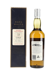 Clynelish 1974 23 Year Old Bottled 1998 - Rare Malts Selection 70cl / 59.1%