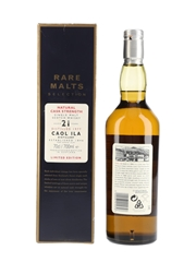 Caol Ila 1977 21 Year Old Bottled 1999 - Rare Malts Selection 70cl / 61.3%