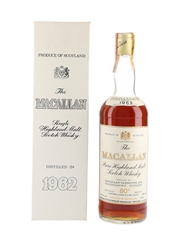 Macallan 1962 Campbell, Hope & King