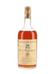 William Penn Rye Whiskey