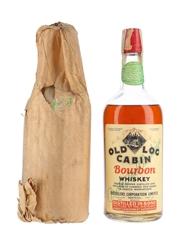 Old Log Cabin Bourbon Whiskey