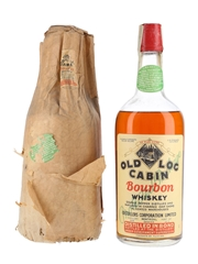 Old Log Cabin Bourbon Whiskey