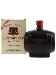 Suntory Old Whisky Old Presentation Barrel Bottle 70cl / 43%