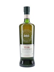 SMWS 93.46 Tar, Tea Chests And Engine Oil