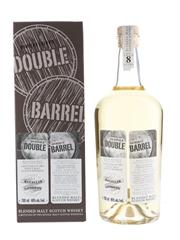 Douglas Laing Double Barrel Macallan & Laphroaig 8 Year Old 70cl / 46%