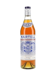 Martell 3 Star VOP Bottled 1960s 68cl / 40%
