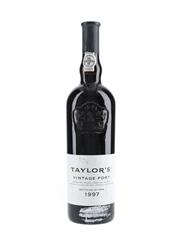 Taylor's 1997 Vintage Port
