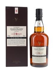 Glen Elgin 16 Year Old Old Pot Stills, Worm Tubs 70cl / 58.5%