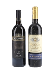 Gran Reserva Rioja & Carinena 2001