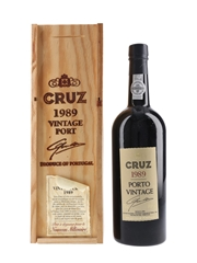 Cruz 1989 Vintage Port