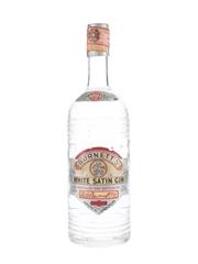 Sir Robert Burnett's White Satin Gin Spring Cap Bottled 1950s - Ferraretto 75cl / 45%